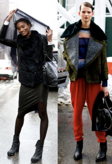 Models Off Duty: All of the NYFW Model Street Style You've Ever Dreamed Of