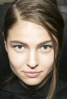 Backstage Beauty: Richard Chai Love Fall 2013