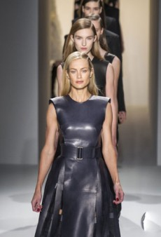 Calvin Klein Fall 2013 Runway Review