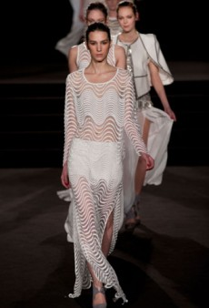 Sass & Bide Fall 2013 Runway Review