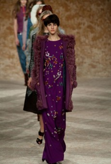 House of Holland Fall 2013 Runway Review