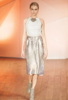 Matthew Williamson Fall 2013 Runway Review