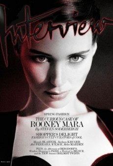 Link Buzz: Rooney Mara Covers Interview; Want to Wear the Little Orange Dress?