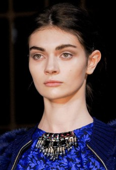 Backstage Beauty: Matthew Williamson Fall 2013 with Makeup Artist Lisa Eldridge