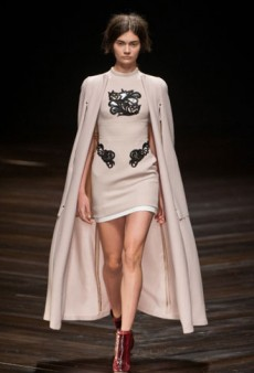 Marios Schwab Fall 2013 Runway Review