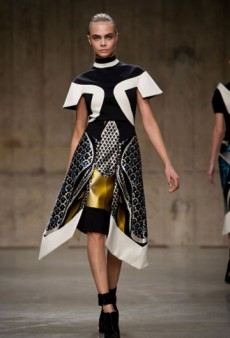 Peter Pilotto Fall 2013 Runway Review