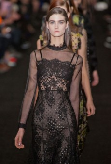 Erdem Fall 2013 Runway Review