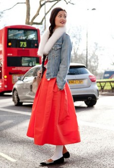 Street Style Chronicles: London Fashion Week Fall 2013