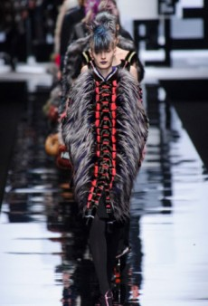 Fendi Fall 2013 Runway Review