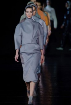 Mugler Fall 2013 Runway Review