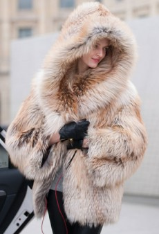 Street Style Chronicles: Paris Fashion Week Fall 2013