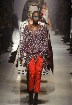 Vivienne Westwood Fall 2013 Runway Review