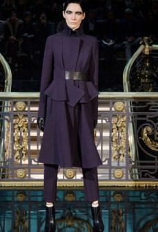 John Galliano Fall 2013 Runway Review