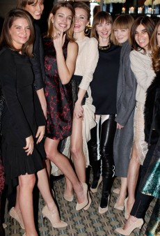 Natalia Vodianova's Net-a-Porter Shoe Party: Everyone Was There But You