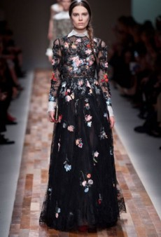 Valentino Fall 2013 Runway Review