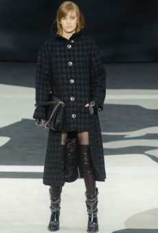 Chanel Fall 2013 Runway Review
