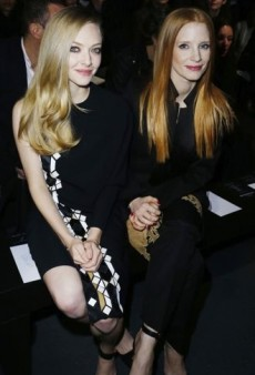 Front Row Fabulousness at Paris Fashion Week Fall 2013