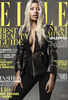 Nicki Minaj on the Cover of Elle: Is This the Best or Worst She's Ever Looked? (Forum Buzz)