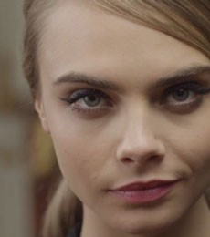 Watch Cara Delevingne Make Faces for Yves Saint Laurent Babydoll Mascara