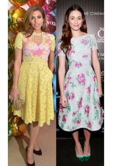 Pretty, Printed and Pleated: Get One of These Celeb-Inspired Easter Dresses