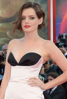 Getting to Know Our Latest French Crush, Roxane Mesquida
