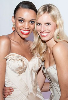 After 'The Face' Finale: An Interview with Karolina Kurkova and [Spoiler!] Winner Devyn Abdullah