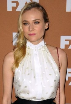 Look of the Day: Diane Kruger Steps Out in Style Once Again Thanks to Jason Wu