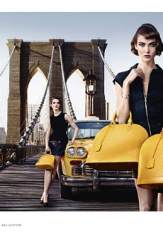 Louis Vuitton Gives the Alma Bag Its Own Campaign (Forum Buzz)