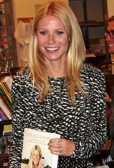 Look of the Day: Gwyneth Paltrow Promotes Her Cookbook in Isabel Marant