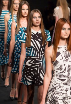 Mercedes-Benz Fashion Week Australia Spring/Summer 2013/14 Wrap-Up, Day 1