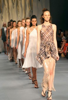Mercedes-Benz Fashion Week Australia Spring/Summer 2013/14 Wrap-Up, Day 3