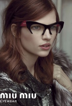 Miu Miu Packs Its Spring Eyewear Campaign Video With All Those Models You Like
