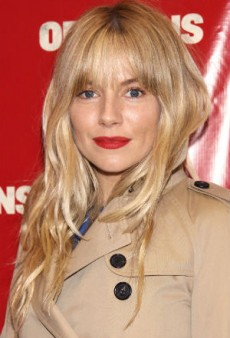 Rock a Red Lip for Day Like Sienna Miller