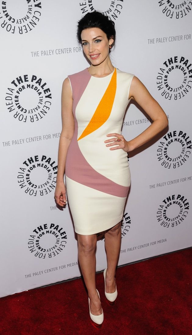 Jessica Pare The Paley Center For Media Presents Mad Men Season 5 New York City