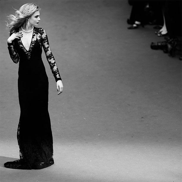 Cara Delevingne at Cannes