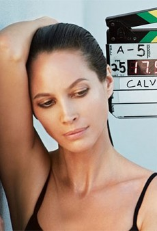 Link Buzz: Christy Turlington for Calvin Klein; H&M CEO 'Definitely Willing to Pay More' Factory Wages