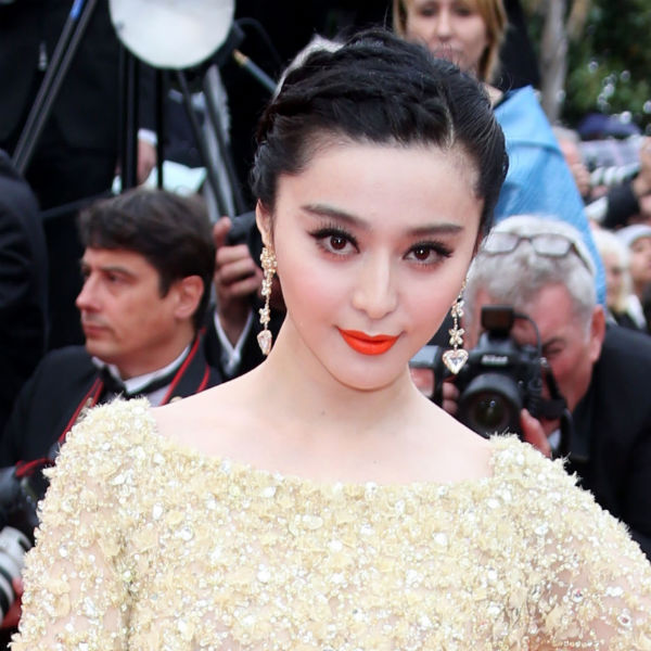 Fan Bingbing, The Bling Ring Premiere at Cannes