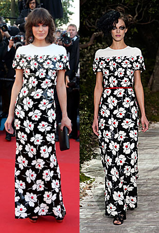 Runway to Real Life: Rooney Mara in Vera Wang, Milla Jovovich in Chanel and More (Forum Buzz)
