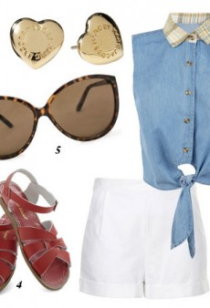 Summer Lookbook: What to Wear All Season Long