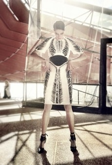 Is Coco Rocha the World's First Digital Supermodel?