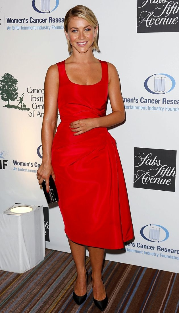 Julianne Hough EIF Women Cancer Research Fund 16th Annual An Unforgettable Evening Los Angeles