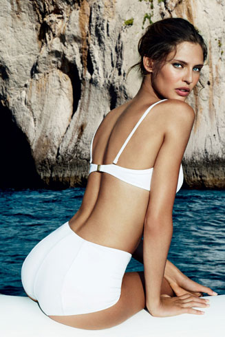 Dolce & Gabbana Light Blue - Bianca Balti