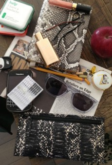 Nicole Chavez: What's In My Bag?