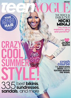 Teen Vogue June/July 2013