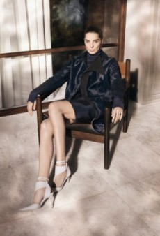 Daria Werbowy And Tyson Ballou Star In Salvatore Ferragamo's Fall 2013 Campaign (Forum Buzz)
