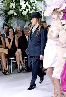 Conde Nast International CEO: 'I Believe in John [Galliano]'