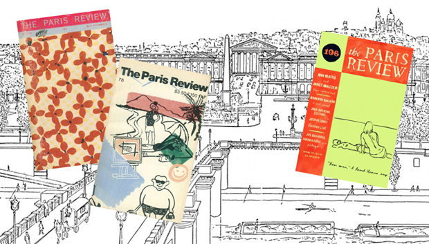 The Paris Review Orlebar Brown