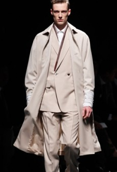 Stefano Pilati Shows His First Collection for Ermenegildo Zegna (Forum Buzz)