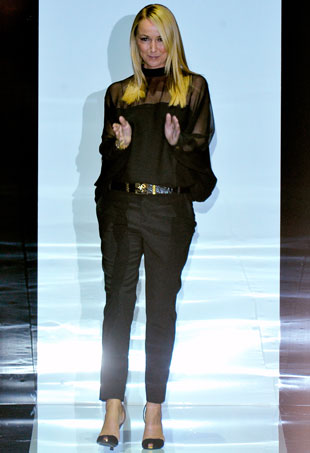 Gucci Designer Frida Giannini, Image: IMAXtree