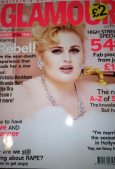 Rebel Wilson Cleans Up For Her First Ever Magazine Cover (Forum Buzz)